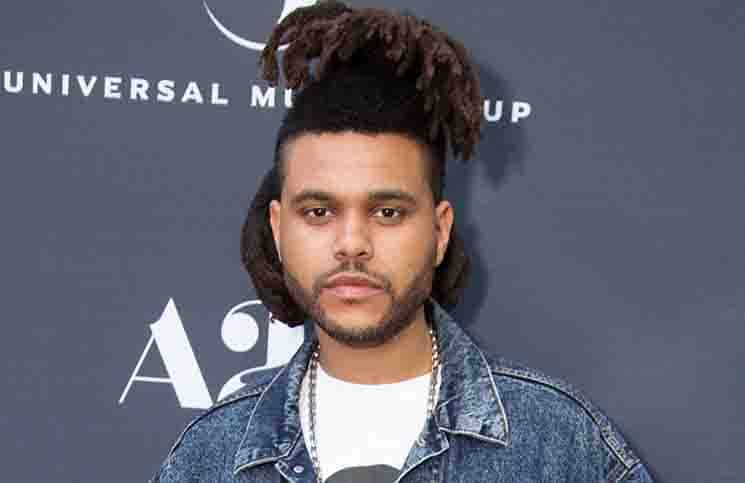 The Weeknd -