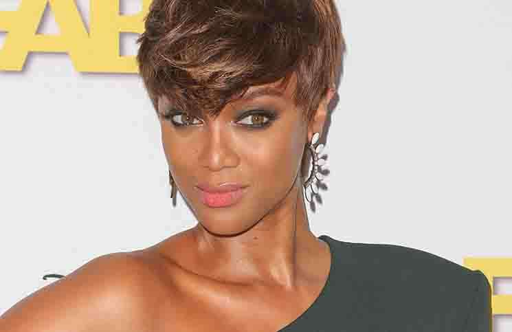 Tyra Banks - Disney ABC Television Group's 2015 TCA Summer Press Tour