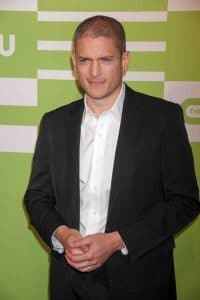 Wentworth Miller - The CW Network's 2015 Upfront