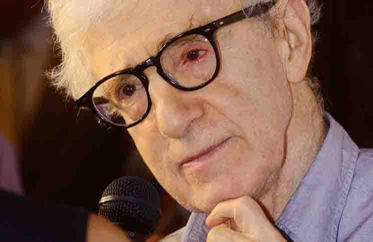 "Woody Allen und sein ""Amazon""-Deal - TV News"