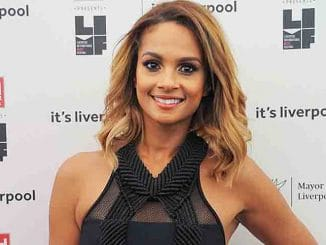 Alesha Dixon - Liverpool International Music Festival 2015