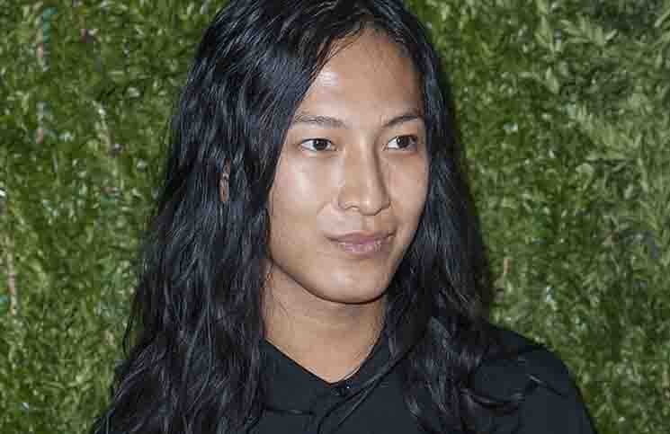 Alexander Wang - CFDA and Vogue 2013 Fashion Fund Finalists Celebration