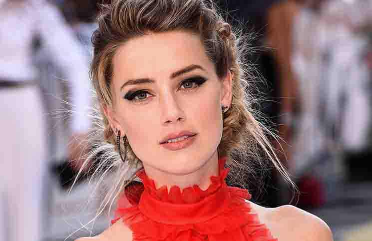"Amber Heard - ""Magic Mike XXL"" European Premiere"