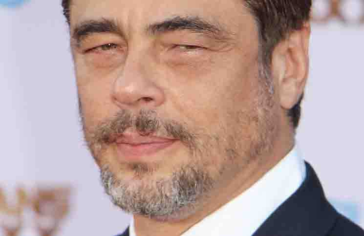 "Benicio del Toro - ""Guardians of the Galaxy"" Los Angeles Premiere"