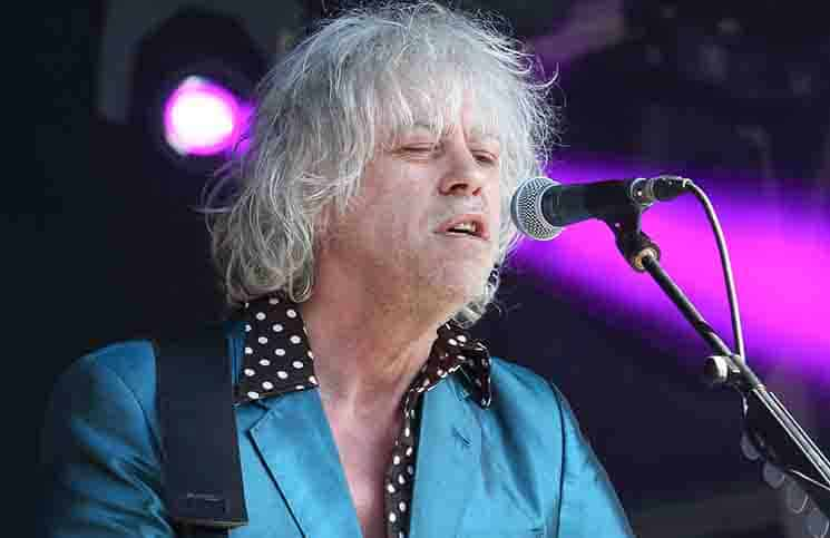 Bob Geldof - Camp Bestival 2015 - Day 1