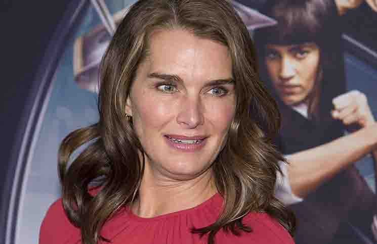 "Brooke Shields - ""Kingsman: The Secret Service"" New York City Premiere"