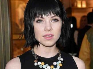 Carly Rae Jepsen - Fendi New Bond Street Store 1st Anniversary Party