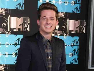 Charlie Puth - 2015 MTV Video Music Awards