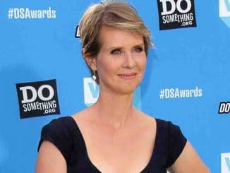 Cynthia Nixon - 2013 Do Something Awards