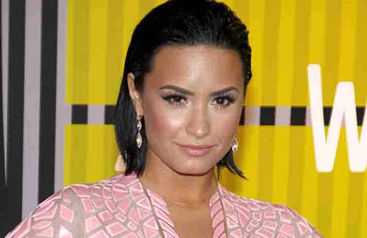 Demi Lovato - 2015 MTV Video Music Awards