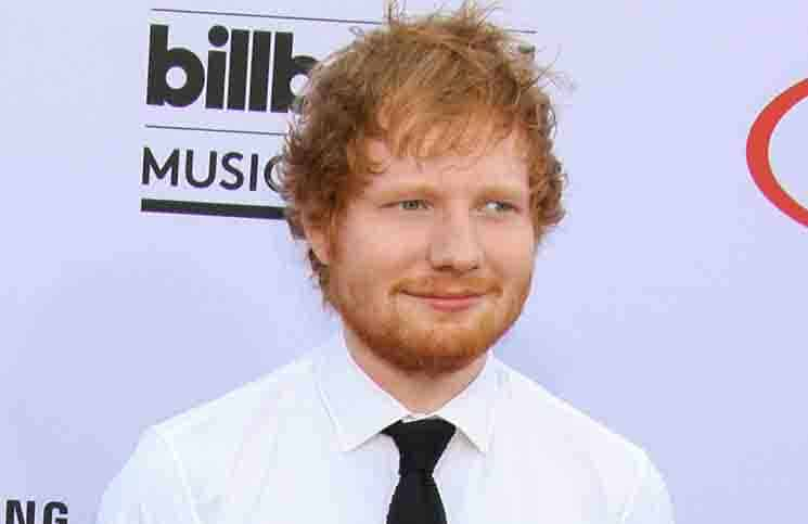 Ed Sheeran - 2015 Billboard Music Awards - Arrivals