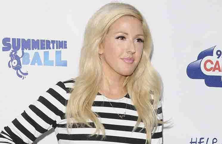 Ellie Goulding - Capital FM Summertime Ball 2013