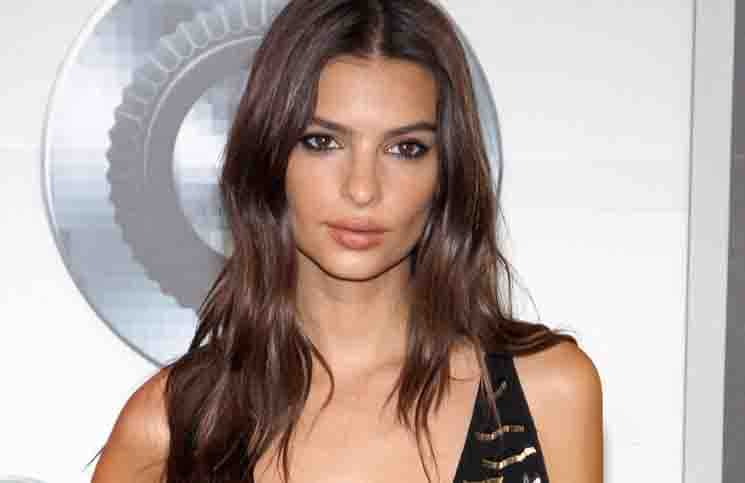 Emily Ratajkowski - 2015 MTV Video Music Awards