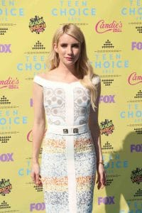 Emma Roberts - Teen Choice Awards 2015