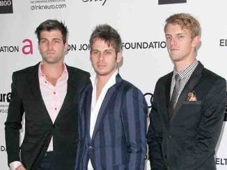 Foster the People - 20th Annual Elton John AIDS Foundation Academy Awards Viewing Party