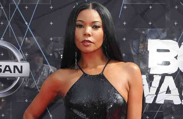 Gabrielle Union - 2015 BET Awards