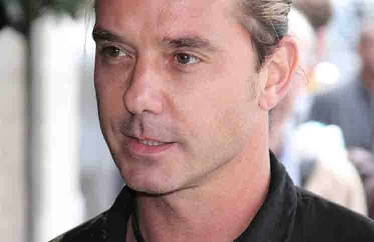 Gavin Rossdale - Novello Awards 2013 - Arrivals