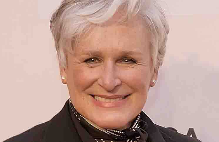 Glenn Close - 2015 Tribeca Film Festival