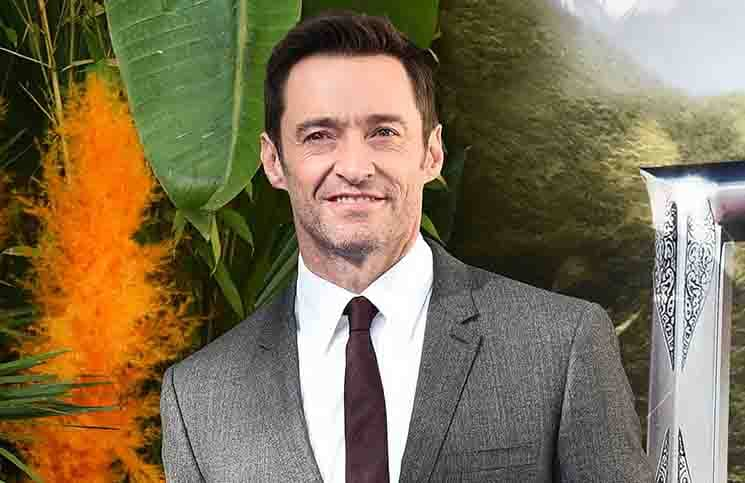 "Hugh Jackman - ""Pan"" World Premiere - Arrivals"