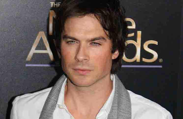 Ian Somerhalder - The 3rd Annual Noble Awards