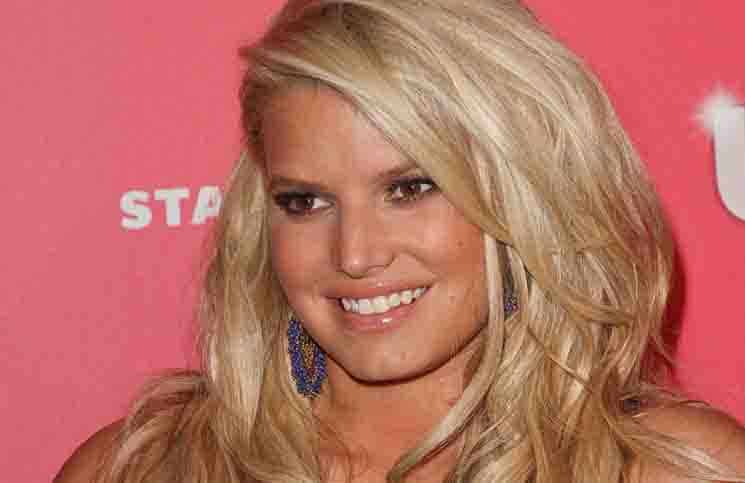 Jessica Simpson - Us Weekly Hot Hollywood Style 2011 Issue Event
