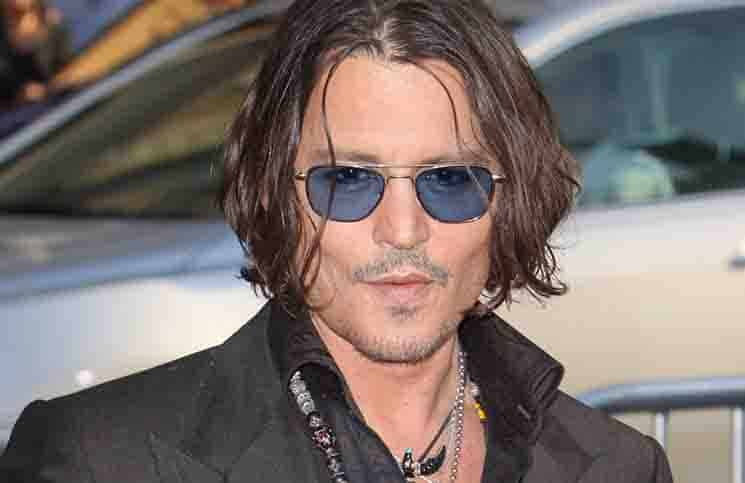 "Johnny Depp - ""Dark Shadows"" Los Angeles Premiere"