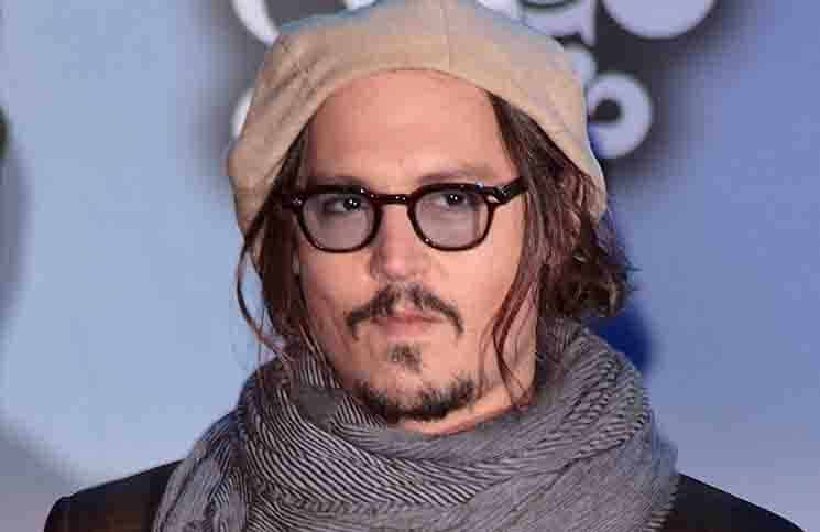 Johnny Depp in Sorge um Lily-Rose - Promi Klatsch und Tratsch