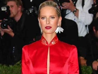 "Karolina Kurkova - ""China: Through The Looking Glass"" Costume Institute Benefit Gala"