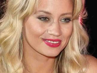 "Kimberly Wyatt - 2015 ""Celebrity Big Brother: UK vs USA"" Launch Night"