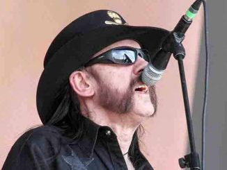 Lemmy Kilmister - British Summer Time Festival 2014 at Hyde Park in London - July 4, 2014