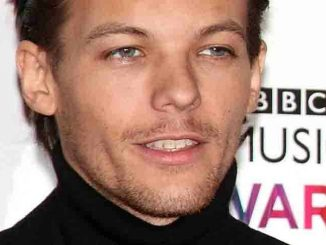 Louis Tomlinson - BBC Music Awards 2014