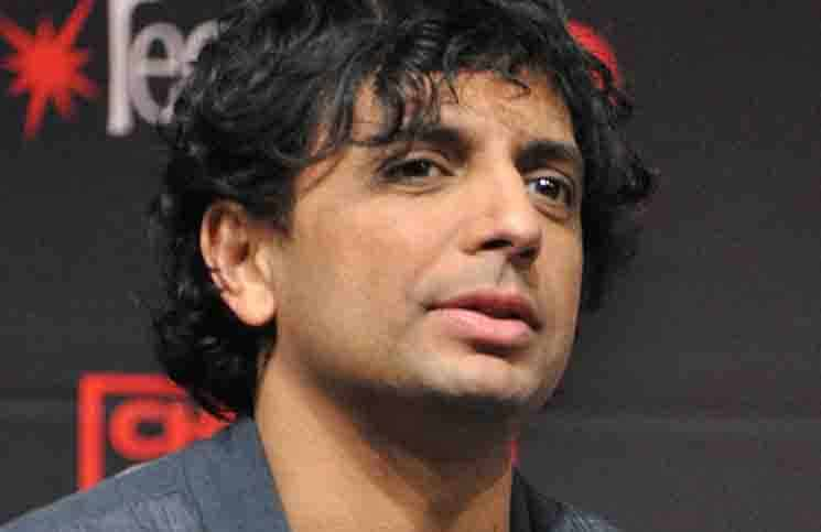 M. Night Shyamalan - Chicago Comic and Entertainment Expo 2015
