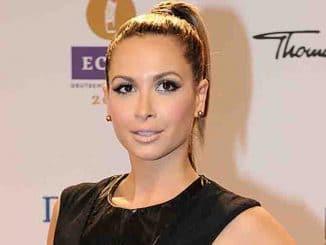 Mandy Capristo - ECHO Verleihung 2012