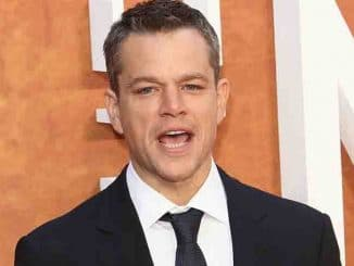"Matt Damon - ""The Martian"" European Premiere"