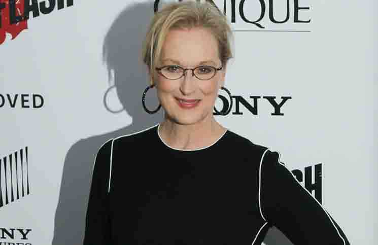 "Meryl Streep - ""Ricki and the Flash"" New York City Premiere"