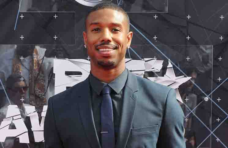 Michael B. Jordan - 2015 BET Awards