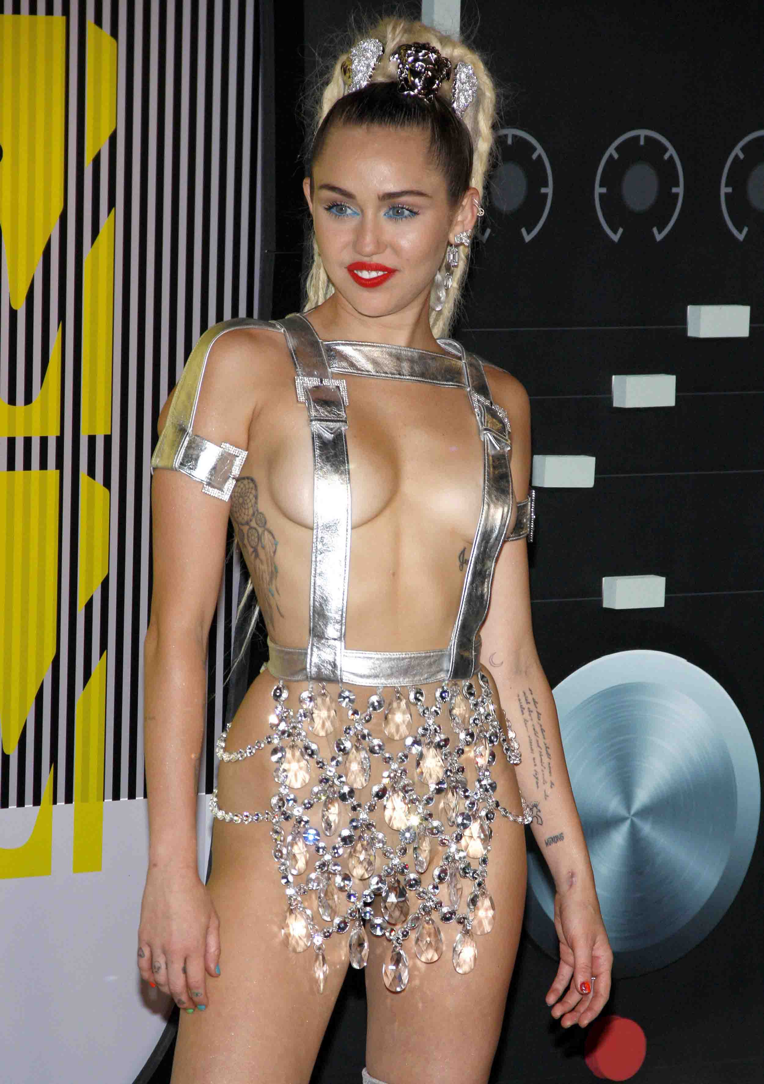 miley cyrus nackte