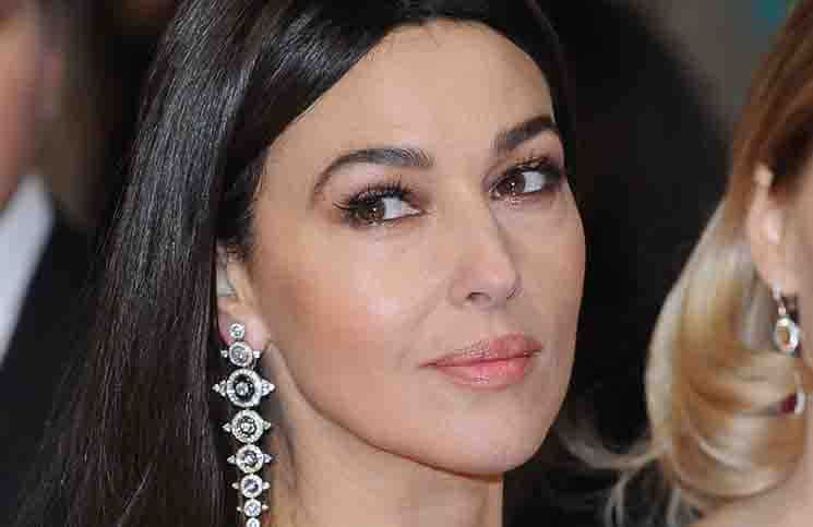 Monica Bellucci - EE British Academy Film Awards 2015