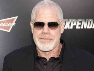 "Ron Perlman - ""The Expendables 3"" Los Angeles Premiere"