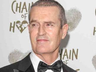 Rupert Everett - Chain of Hope Gala Ball 2014