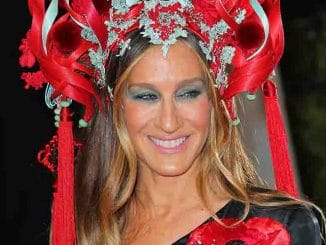 """Sarah Jessica Parker - """"China: Through The Looking Glass"""" Costume Institute Benefit Gala"""