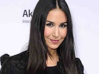 Sila Sahin attending the premiere of 'The Butterfly's Dream / Kelebegin Ruyasi' at Cinemaxx Potsdamer Platz