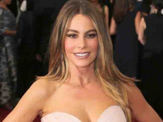"Sofia Vergara - ""China: Through The Looking Glass"" Costume Institute Benefit Gala - Arrivals"