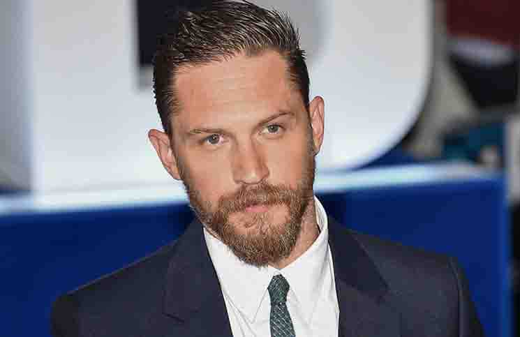 "Tom Hardy - ""Legend"" World Premiere - Arrivals"