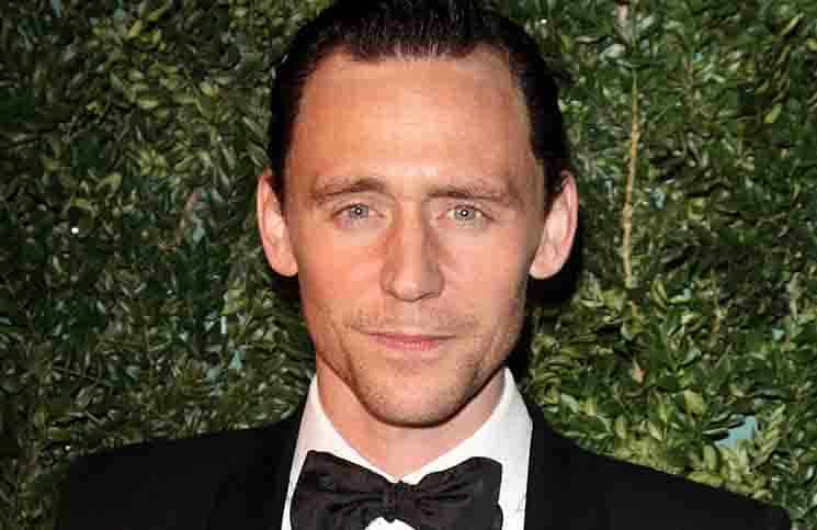 Tom Hiddleston - 60th Annual Evening Standard Theatre Awards