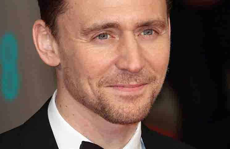 Tom Hiddleston - EE British Academy Film Awards 2015