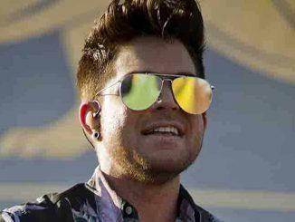 Adam Lambert - 2015 ASICS World Series of Volleyball Celebrity Charity Match in Long Beach