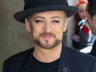 Boy George - 2015 Ivor Novello Awards
