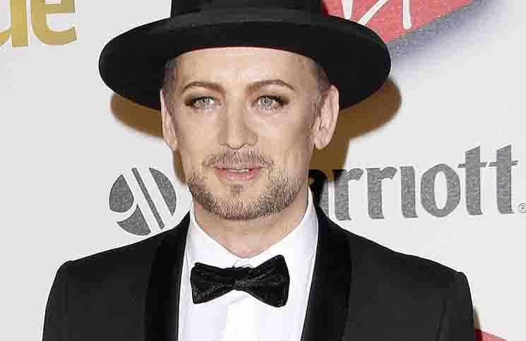 Boy George: Simon Le Bon findet ihn super - TV News