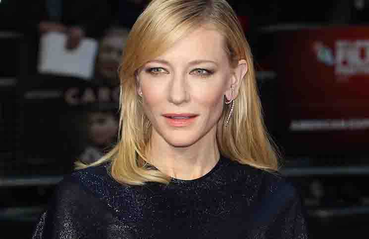 Cate Blanchett - 59th Annual BFI London Film Festival